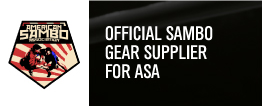 Official Sambo Gear Supplier For ASA